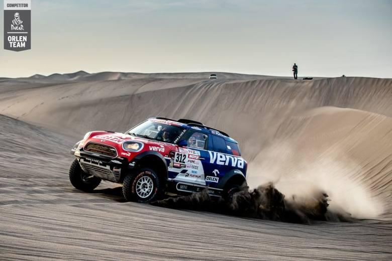 Rajd Dakar 2018. Kapitalna pogoń na piątym etapie i awans Przygońskiego