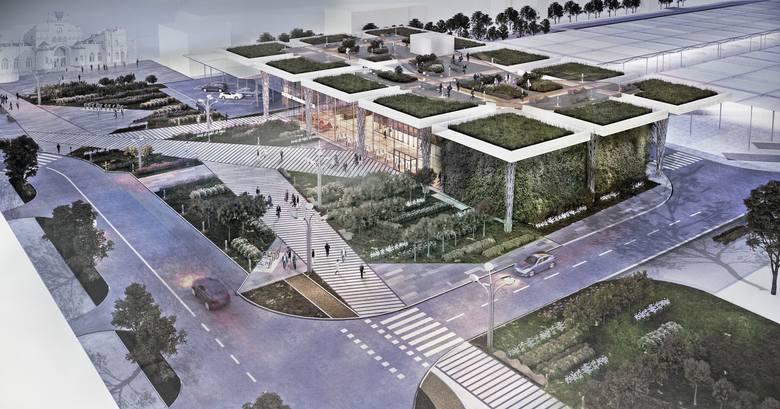 Jak będzie wyglądał dworzec metropolitalny w Lublinie?