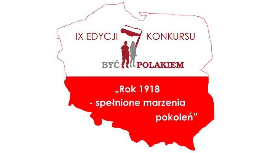 """Konkurs """"Być Polakiem"""""""