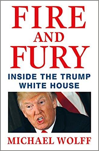 """USA: """"Ogień i furia"""" – książka, która wywołała polityczny wstrząs w Waszyngtonie"""