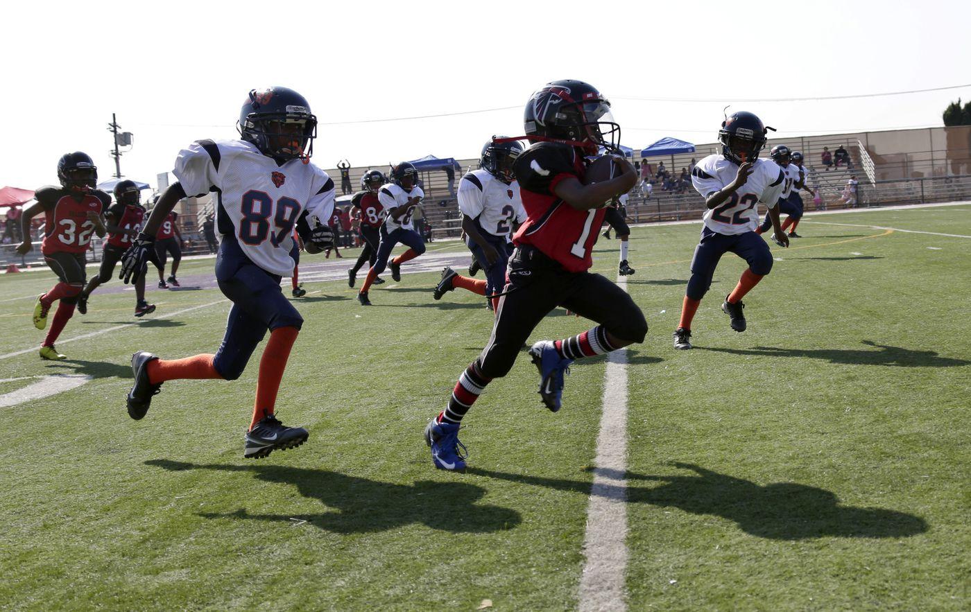 Projekt ustawy zakazującej grę w football dzieciom poniżej 12-lat