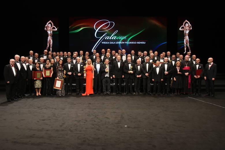 Mlekovita i Fargotex laureatami Wielkiej Gali Liderów Polskiego Biznesu 2018