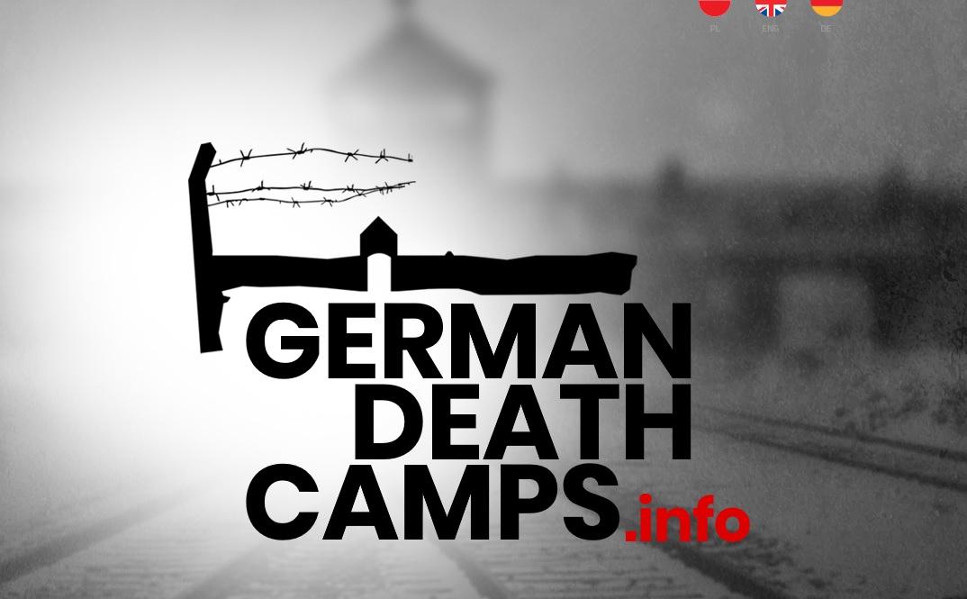 Prawda o niemieckich obozach: Ruszył serwis GermanDeathCamps.info