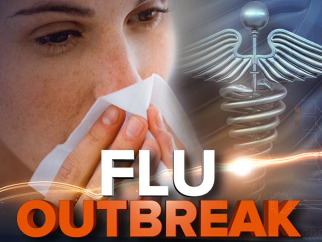 Śmiertelne żniwo grypy w NYC