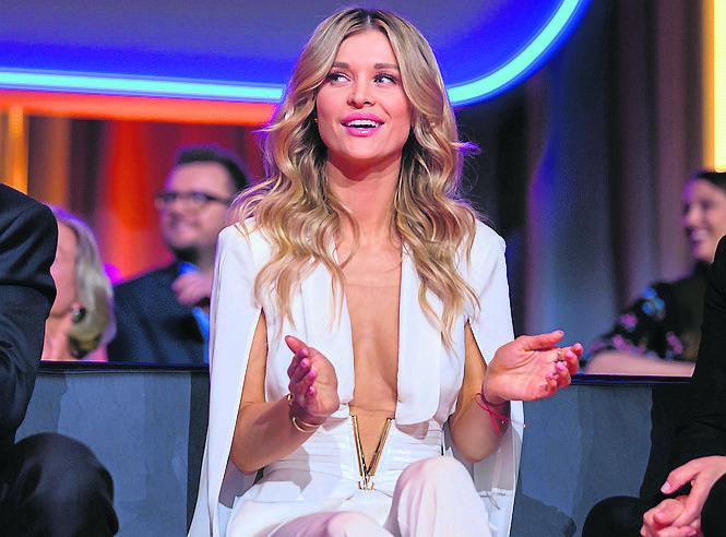Joanna Krupa chce wystąpić w konkursie Eurowizji!