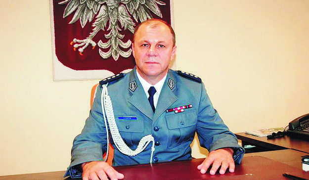 Słaba głowa byłego już komendanta miejskiego policji we Wrocławiu czy spisek kolegów?