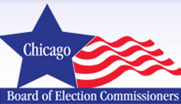 Ogłoszenie chicagowskiej komisji wyborczej ws. naboru do pracy podczas prawyborów