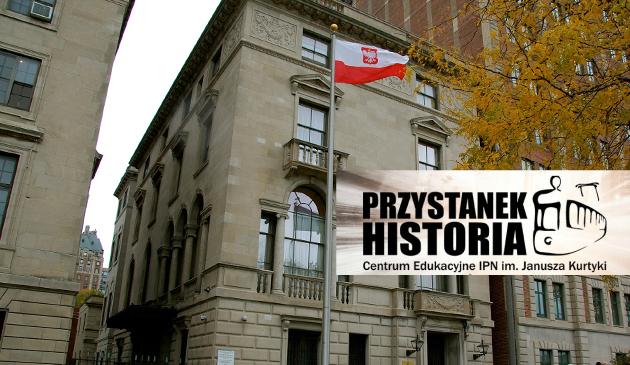 Delegacja Instytutu Pamięci Narodowej w Chicago