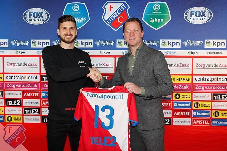 Mateusz Klich wypożyczony z Leeds do Utrechtu