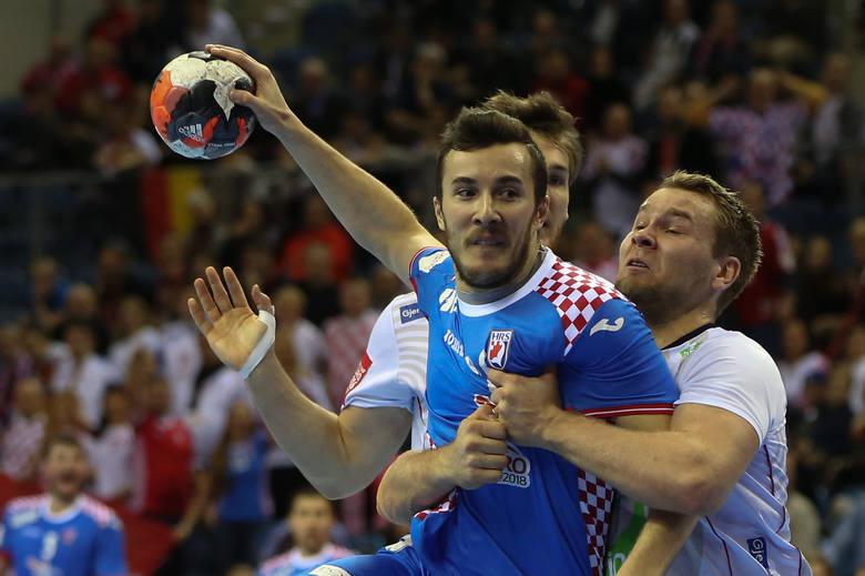 Mocne otwarcie Chorwatów. Francja lepsza od Norwegii. Dobre mecze Strleka, Cindricia i Kulesza na Euro