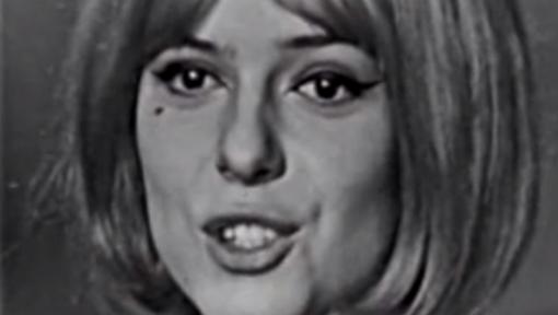 Zmarła francuska piosenkarka France Gall, zwyciężczyni konkursu Eurowizji w 1965 roku