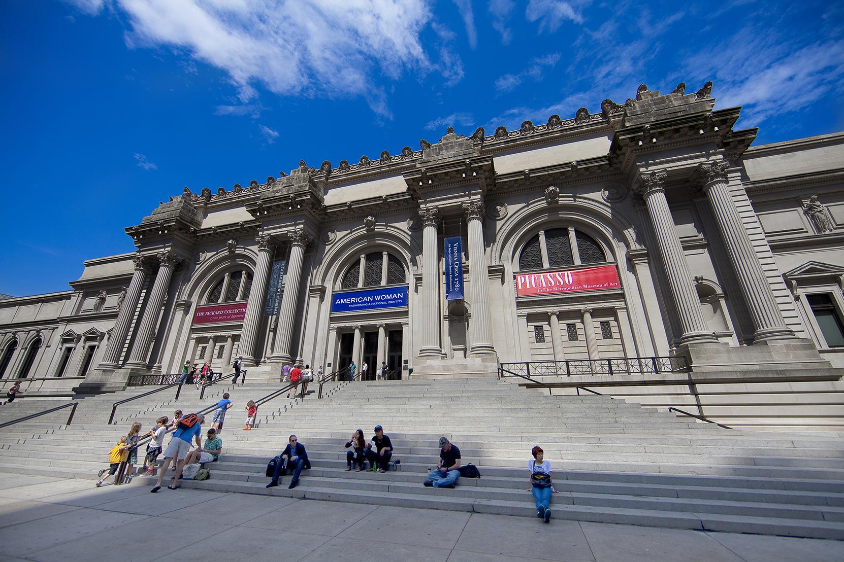 Koniec z darmowymi wejściami do Metropolitan Museum of Art