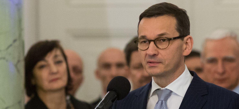 Nowi ministrowie w rządzie Mateusza Morawieckiego