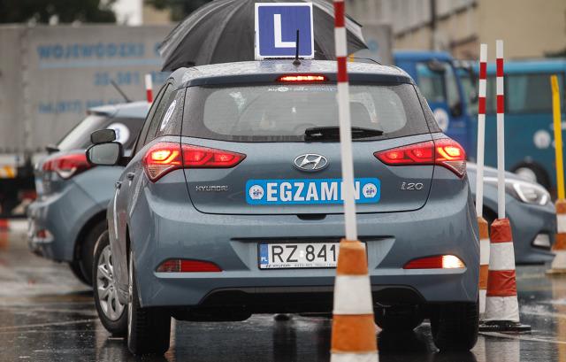 Najczęstsze błędy podczas egzaminu na prawo jazdy