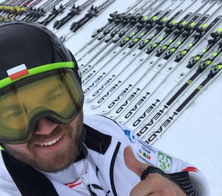 Reprezentant Polski zbiera pieniądze w internecie, by pojechać na olimpiadę