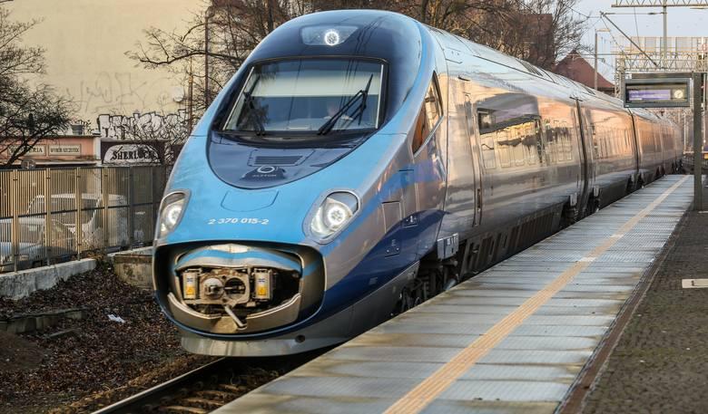 Problemy PKP Intercity z Pendolino. Zastępcze składy w miejsce uszkodzonych