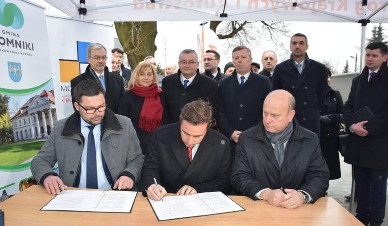 Rusza budowa pierwszego odcinka drogi S7 w Małopolsce