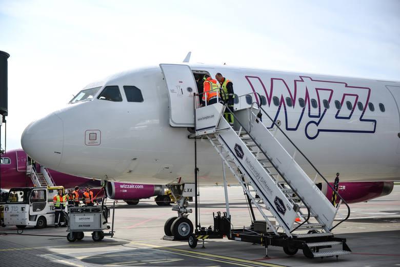 Linie Wizz Air w Porcie Lotniczym Gdańsk: Rośnie liczba pasażerów i siatka połączeń