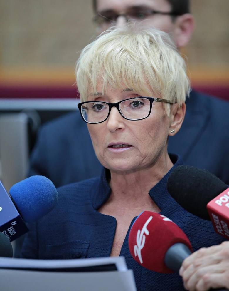 Odwołana prezes Sądu Okręgowego w Krakowie pozywa Ministra Sprawiedliwości