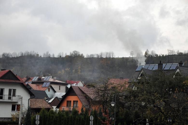 W najbliższych dniach możemy się spodziewać przekroczonych norm jakości powietrza