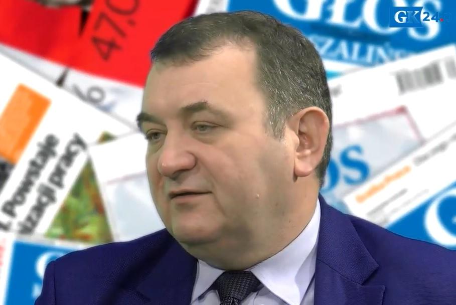 Gawłowski pozostanie w areszcie