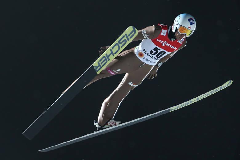 Skoki narciarskie – PŚ – Stoch trzeci w drugim konkursie w Ruce