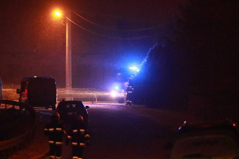 Świdnik: Policja zatrzymała 2 mężczyzn, podejrzewanych o śmiertelne potrącenie trzyosobowej rodziny