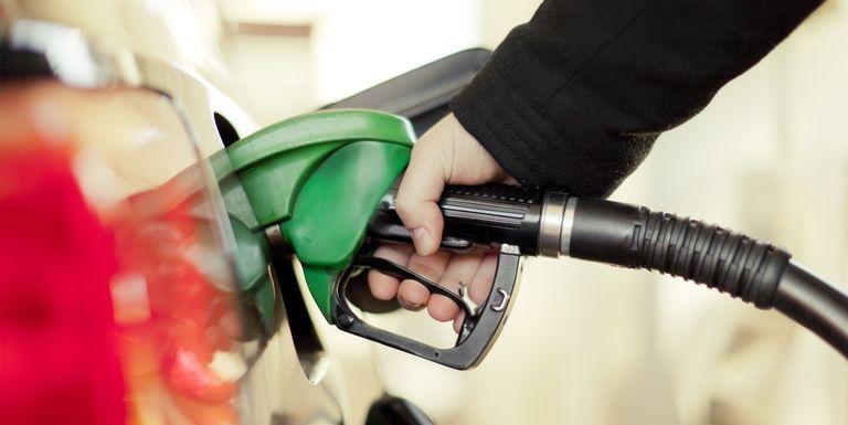 Spada cena benzyny