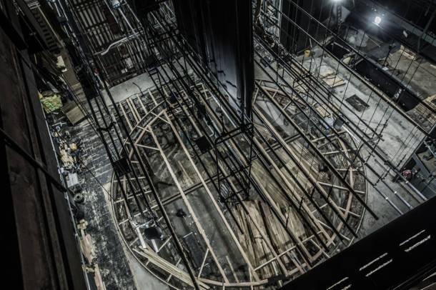 Trwa remont Teatru Dramatycznego w PKiN