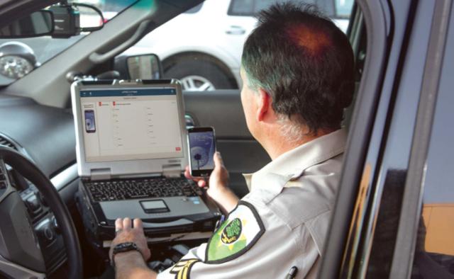 Policjanci w Chicago mają otrzymać nowy sprzęt do sprawdzania rozkojarzonych kierowców