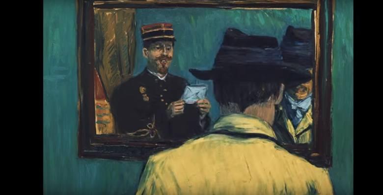 """Polska animacja """"Twój Vincent"""" nominowana do Oscara 2018"""