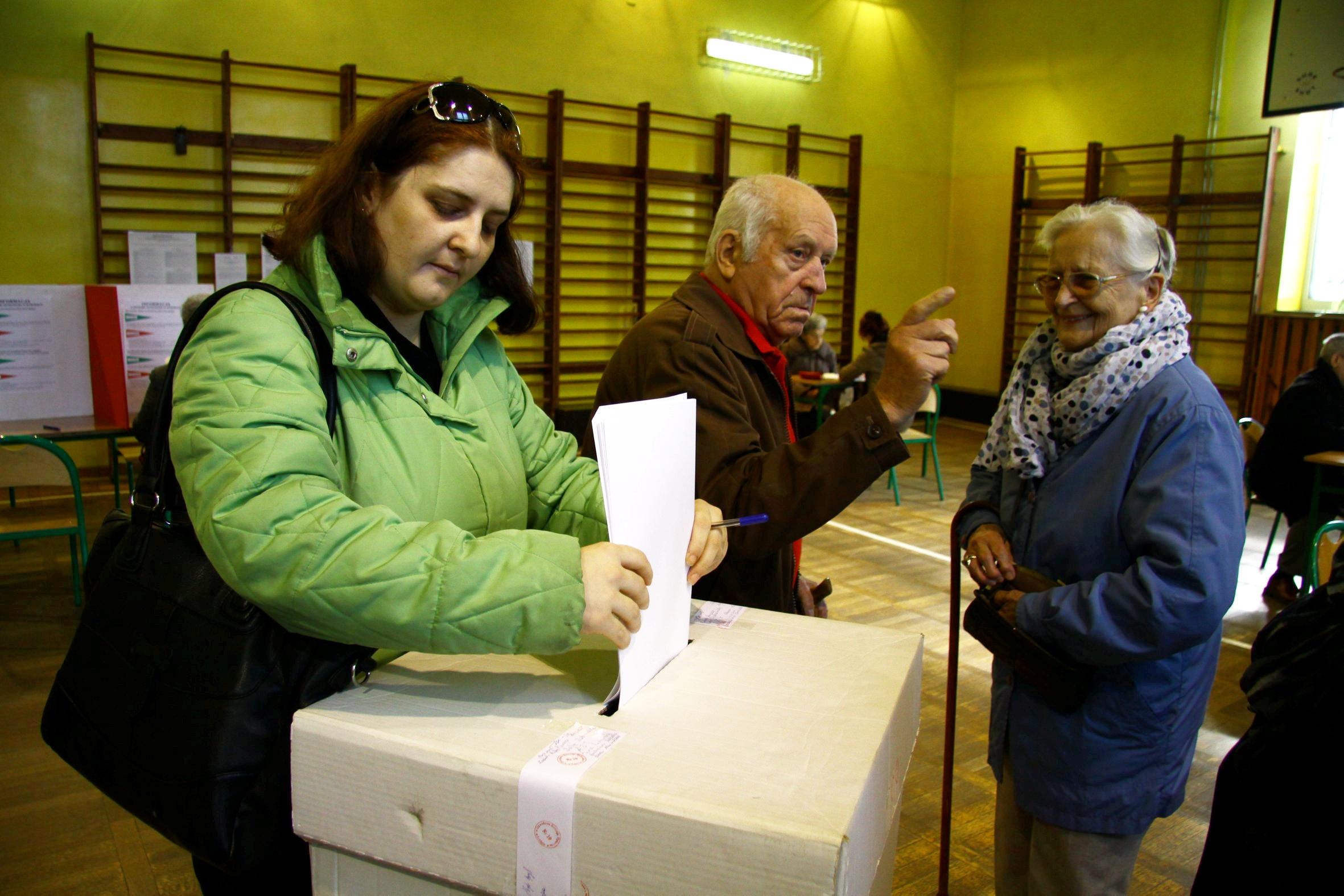 Hermeliński: Trzy komitety zgłosiły już się do wyborów