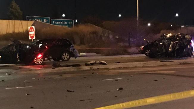 W Chicago zderzyło się 8 samochodów. Zginęła jedna osoba a ponad 20 zostało rannych