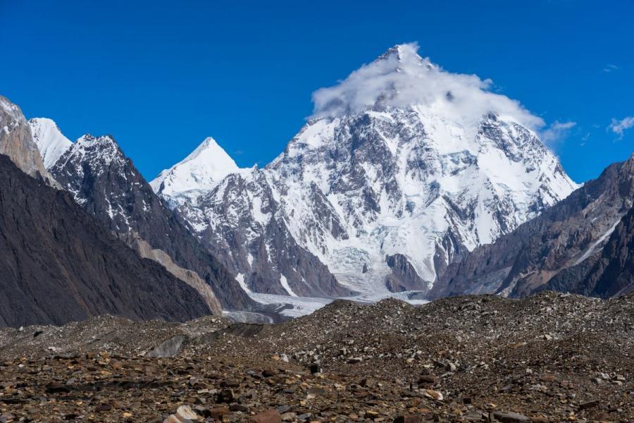 Wyprawa na K2: Ewakuacja poszkodowanego Rafała Froni dopiero jutro