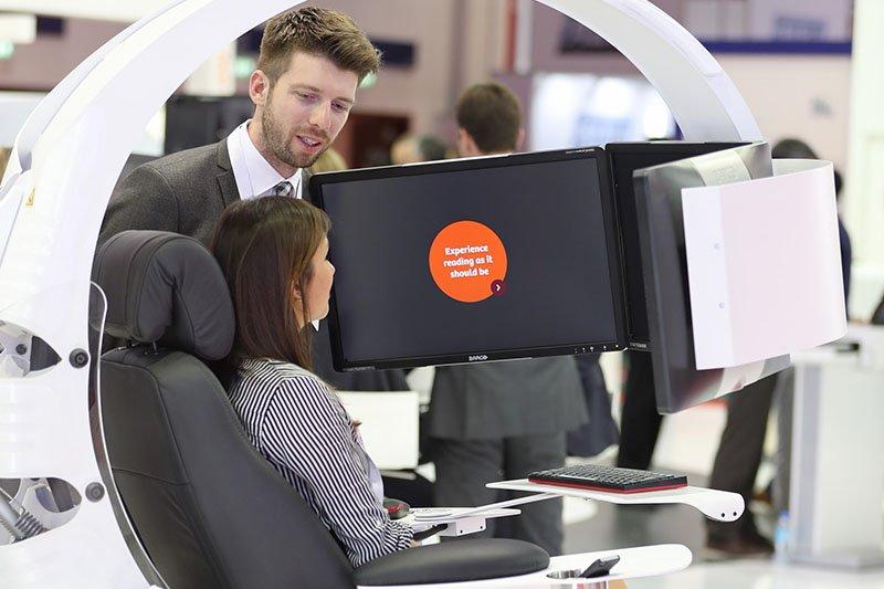 Telemedycyna: Polskie firmy teleinformatyczne na targach Arab Health w Dubaju. Zaawansowane badania lekarskie na odległość są możliwe