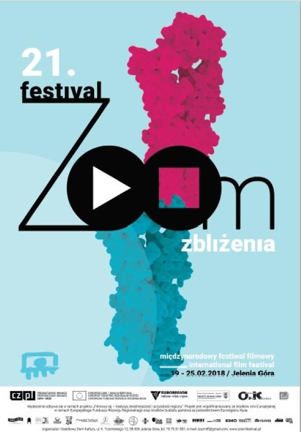 Rusza 21. Międzynarodowy Festiwal Filmowy ZOOM – ZBLIŻENIA
