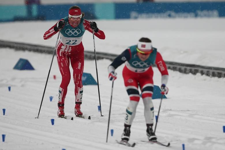 """Biegi narciarskie: Sztafeta z Kowalczyk liczy na """"ósemkę"""""""