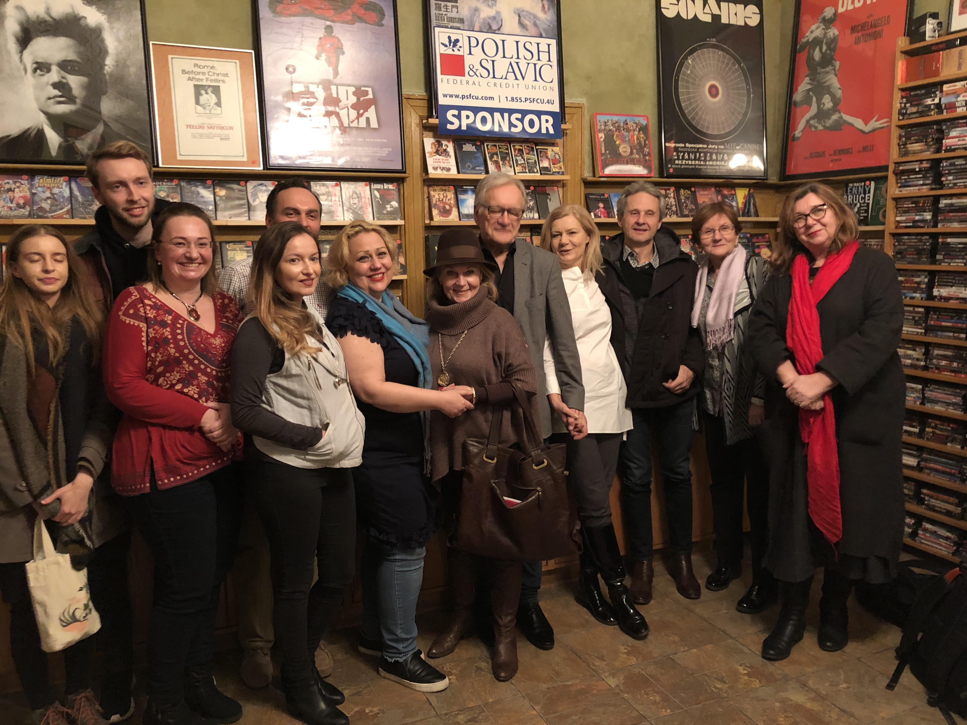 Festiwal Filmowy z prawdziwy happy-endem! PRZEGLĄD POLSKICH FILMÓW ANDRZEJA SEWERYNA W NYC