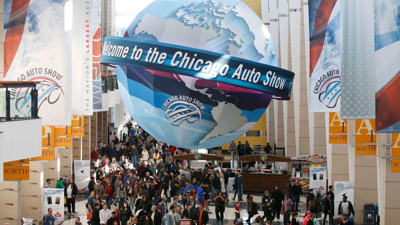 W ten weekend rozpoczyna się 111. Chicago Auto Show