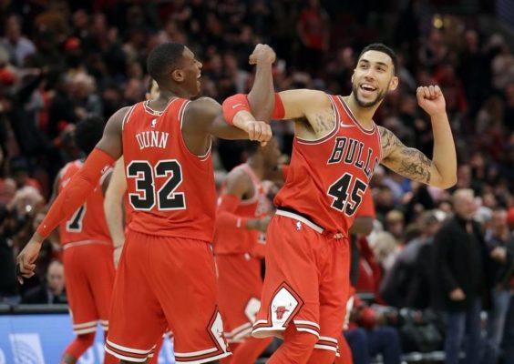 Chicago Bulls czwartą, najdroższą dużyną NBA
