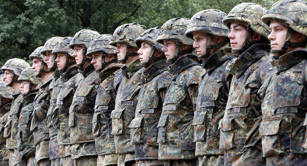 Niemcy ze względu na braki kadrowe chcą dopuścić do służby w siłach zbrojnych osoby bez niemieckiego obywatelstwa
