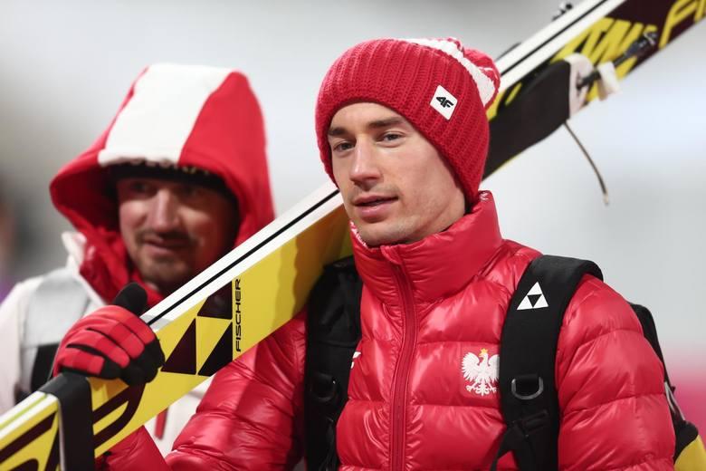 Kamil Stoch trzyma się blisko latających Norwegów