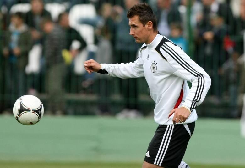 Miroslav Klose przyjeżdża dziś do Opola, by odebrać honorowe obywatelstwo miasta
