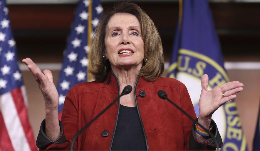 Nancy Pelosi  ostrzegała mieszkańców Chicago przed nową reformą podatkową