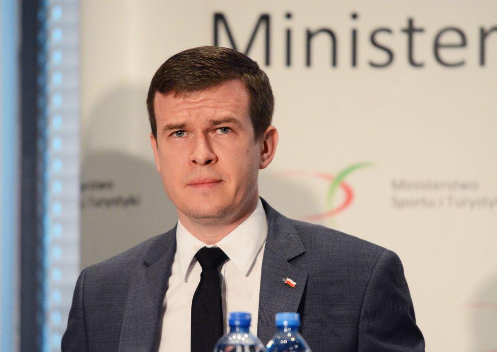 Witold Bańka kandydatem Europy na szefa agencji antydopingowej
