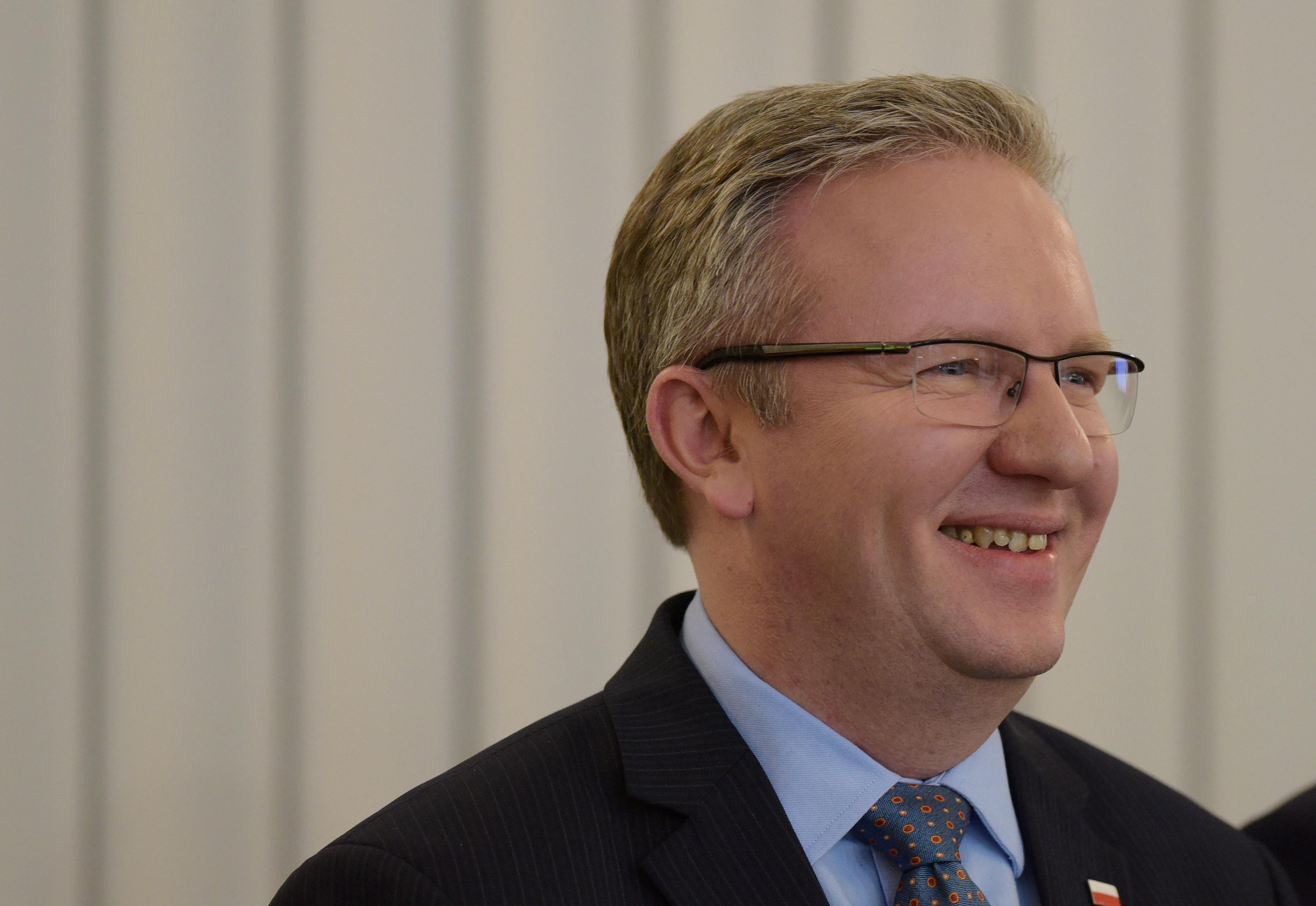 Szczerski: Komisja Europejska musi mieć jedną linię, nie może poruszać się zygzakiem