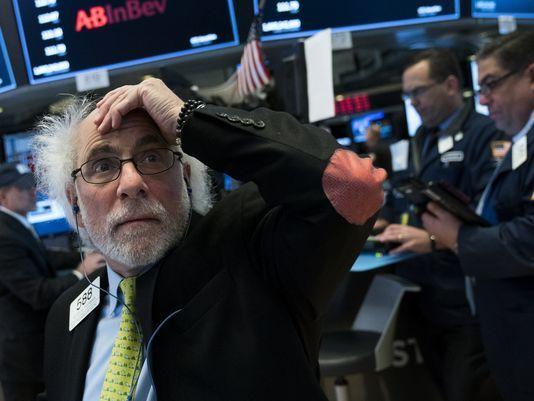 Dow Jones obniżył się o ponad 1100 punktów. Rekordowe spadki na giełdzie