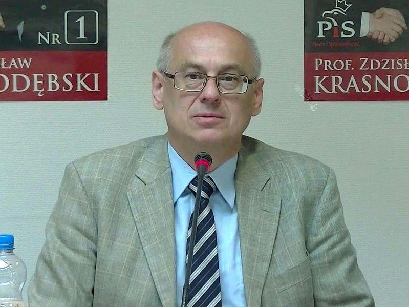 Krasnodębski ma zastąpić Czarneckiego na stanowisku wiceszefa PE
