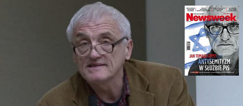 """""""Welt am Sonntag"""": Jan Tomasz Gross mówi o Polakach współpracujących z Niemcami. NASZ KOMENTARZ"""