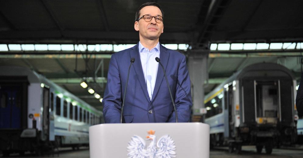 Morawiecki o wygranej w sądzie UE z Komisją ws podatku handlowego